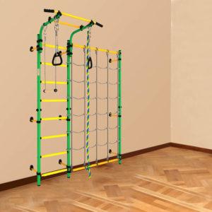 ДСКМ Карусель S3 зелено-жёлтый к
