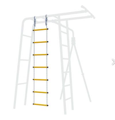 Лестница веревочная уличная2