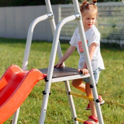Детский спортивный комплекс для дачи ROMANA Богатырь Плюс - 2_3